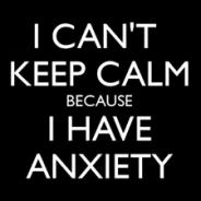Anxiety, friend or foe?